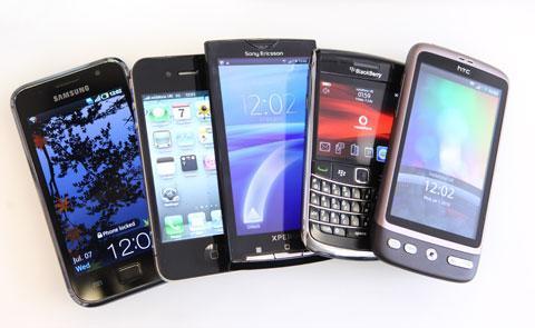 Event Smartphones