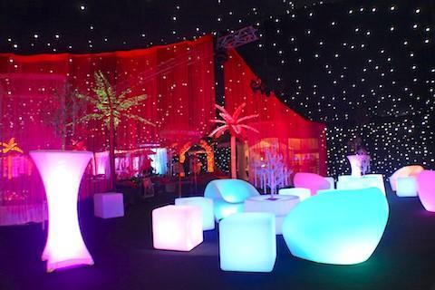 LED Event Furniture