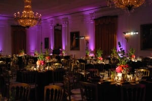 Event Pin Lighting
