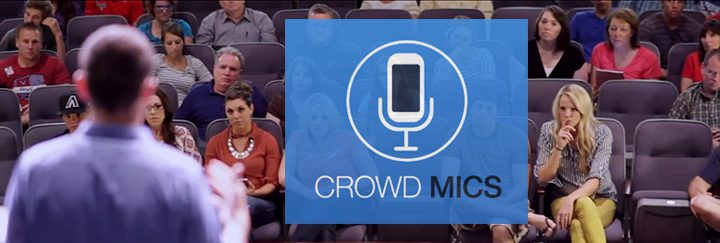 Crowd Mics Turns Your Smartphone Into A Microphone