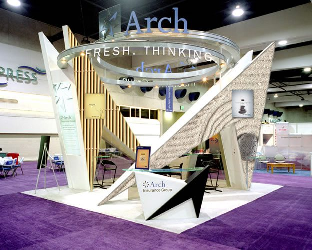 Exhibition Booth Layout : Ways to make an awesome booth design endless events