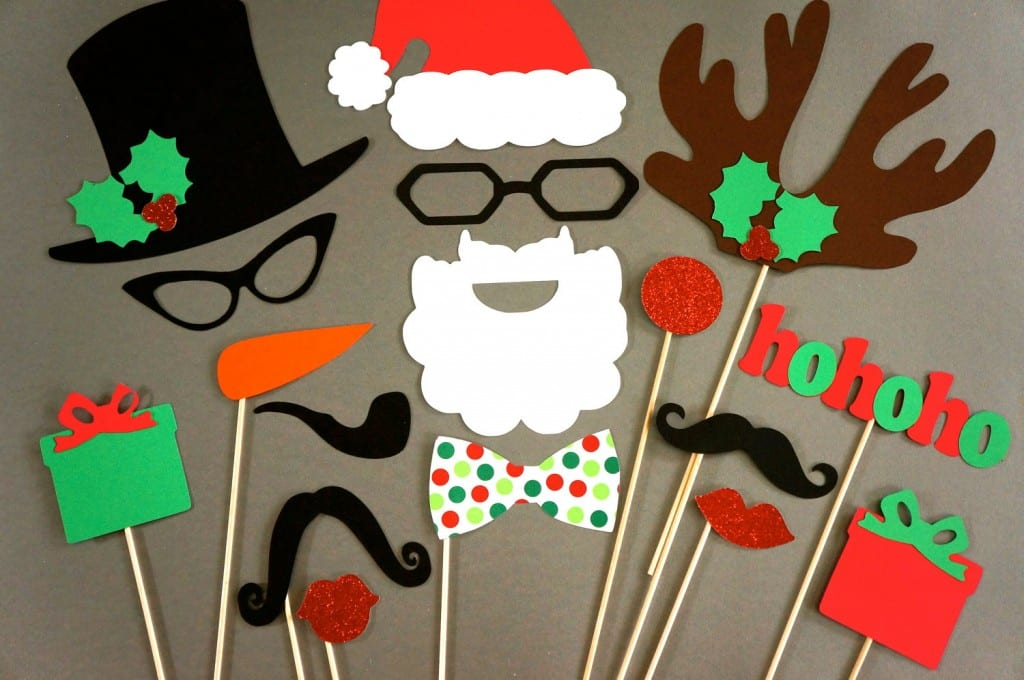 holiday events photo booth