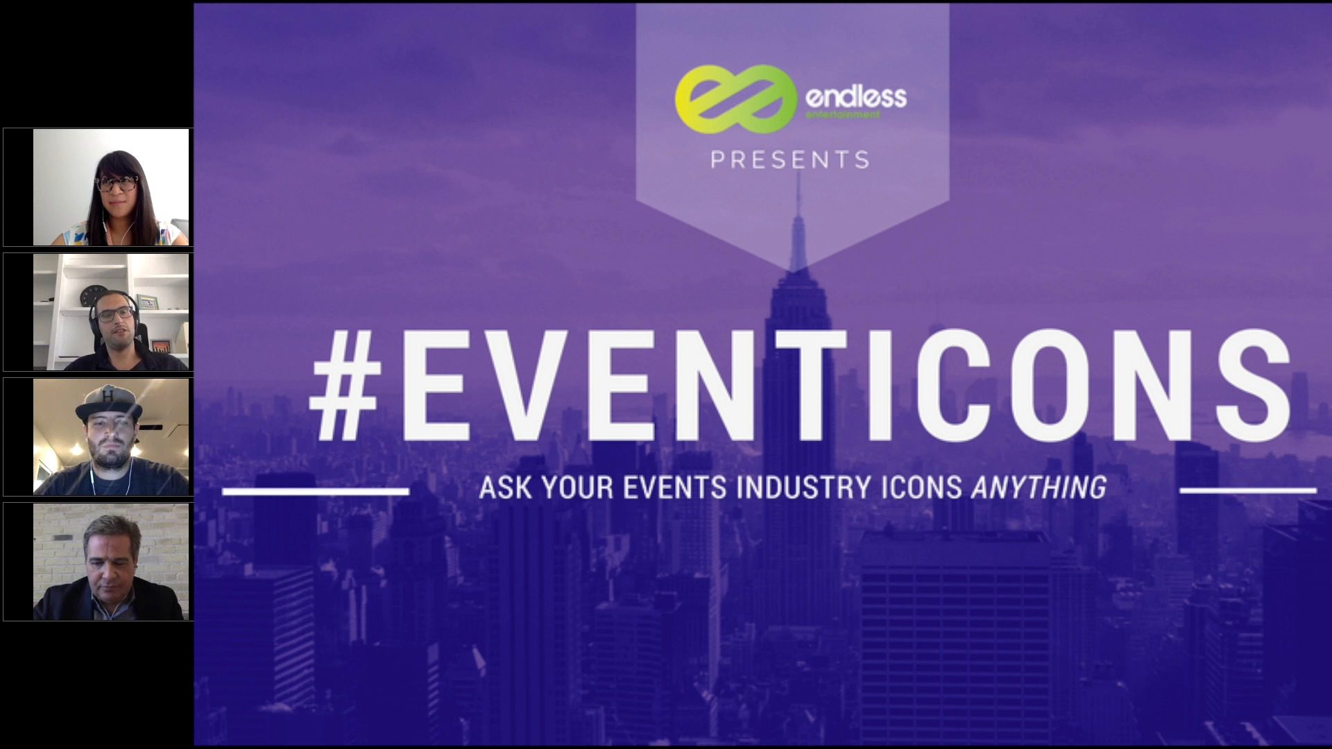 Get More Event Sponsors - #EventIcons Episode 21 - Endless