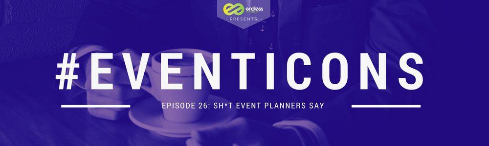 #EventIcons Episode 26