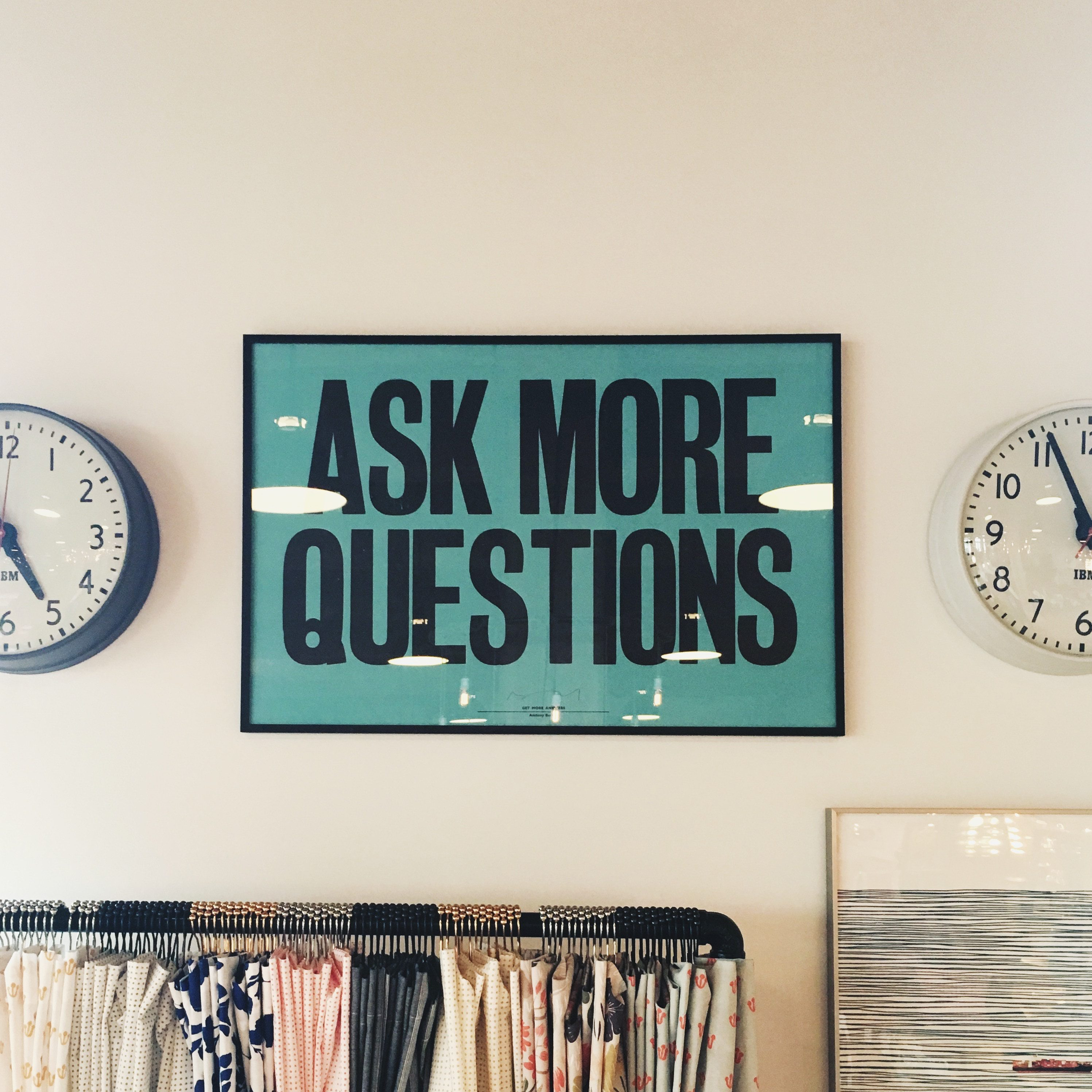 questions to ask AV company