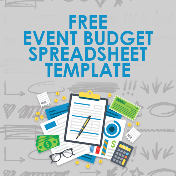 Free Event Budget Spreadsheet Template