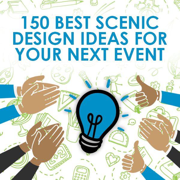 150 Best Scenic Designs