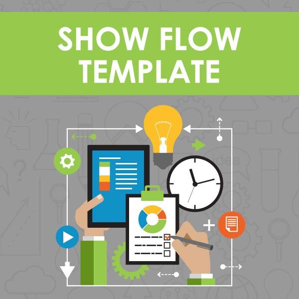 Show Flow Template
