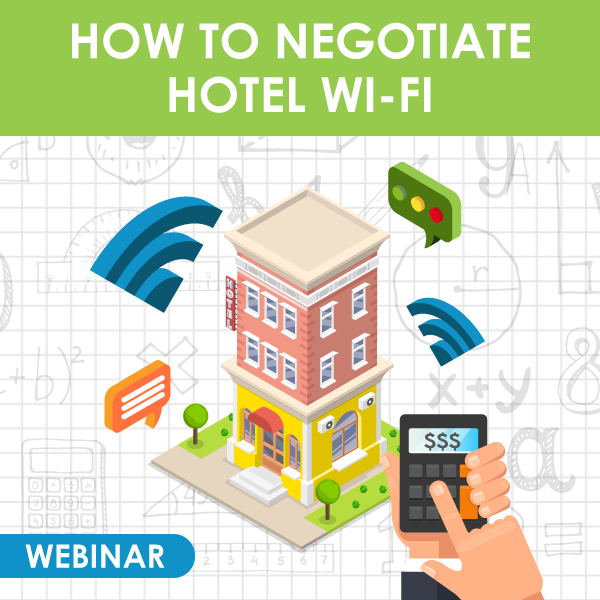 How to Negotiate Hotel Wi-Fi