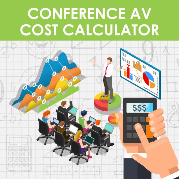Conference AV Cost Calculator