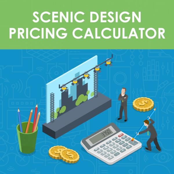 Scenic Design Pricing Calculator