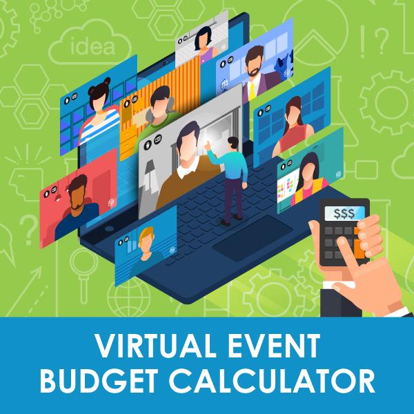 Virtual Event Budget Calculator