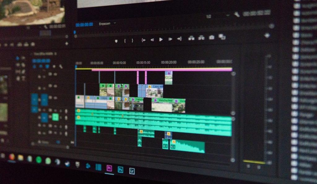 event video storage