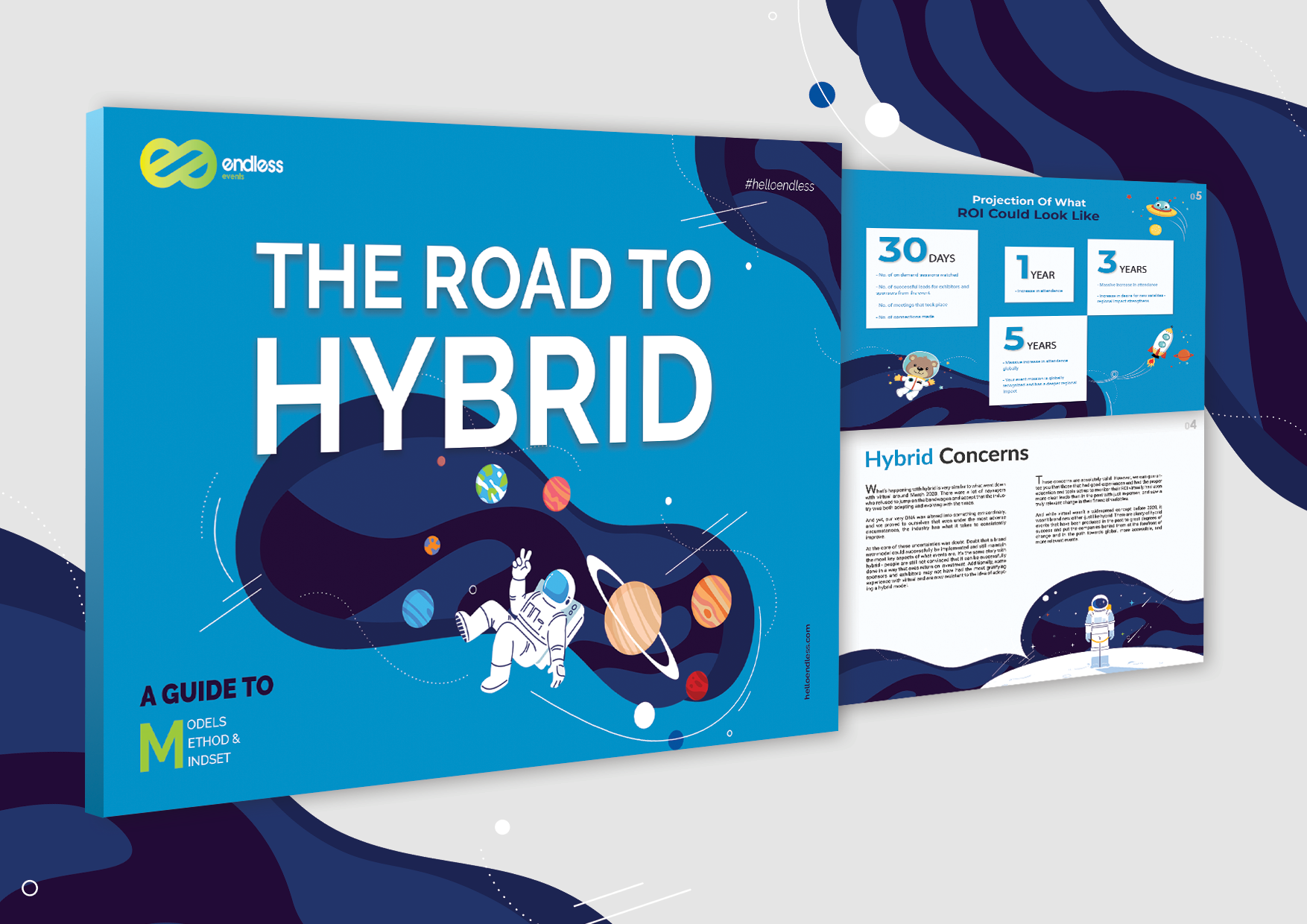 A Guide To Hybrid Events: The Ebook You've Been Waiting For!